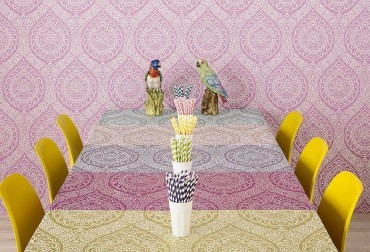 Sweet thing – delicious fabrics and wallpaper