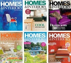 Subscribe, homes, interiors, Scotland