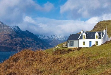 Whitehouse politics: Skye crofter's cottage brought to life