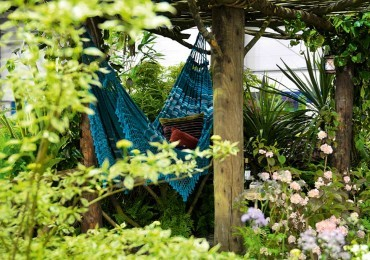 Late bloomer: Garden show at Edinburgh's Royal Highland Centre