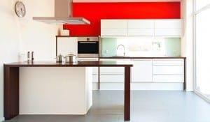 The 'working triangle' idea is restricting – plan your kitchen to work for you