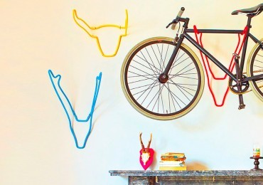 Tour de force: Stylish and practical bicycle storage