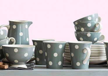 Spot this: Bespeckled breakfast set by Brissi