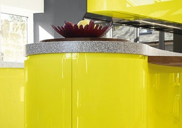 Sunny side up: versatile high-gloss acrylic from Parapan