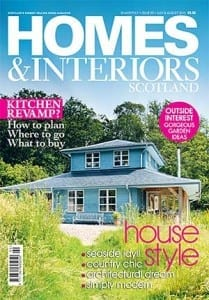 Homes and Interiors Scotland, issue 90