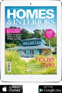 Subscribe to the digital edition of Homes and Interiors Scotland magazine