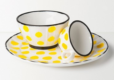 Dash for these dots: A spot of stylish homeware