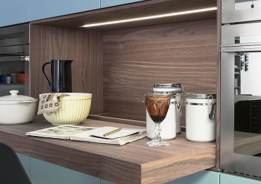 Surface tension: Eco friendly kitchen elegance