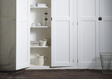 Pantry made: Sensible use of space by deVOL