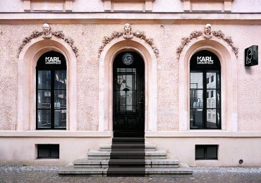 Concept Karl: New Lagerfeld outlet for Paris