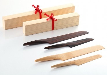 Chop stick: Italian design, Japanese craft