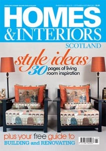 Homes & Interiors Scotland issue 91