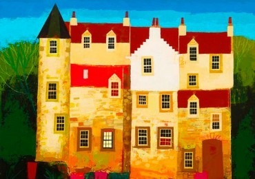 North Berwick Beckons: Birrell on show at Fidra