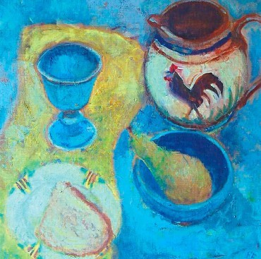 Trail mix: Properties and paintbrushes