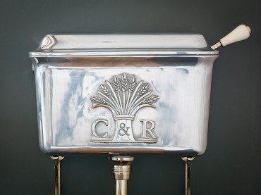 Feeling flush: Customised cisterns by C&R