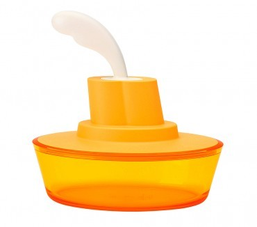All at sea: Accessory dock by Alessi