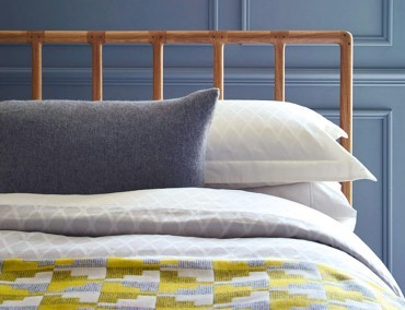 Land of nod: Heron bed at Heal's