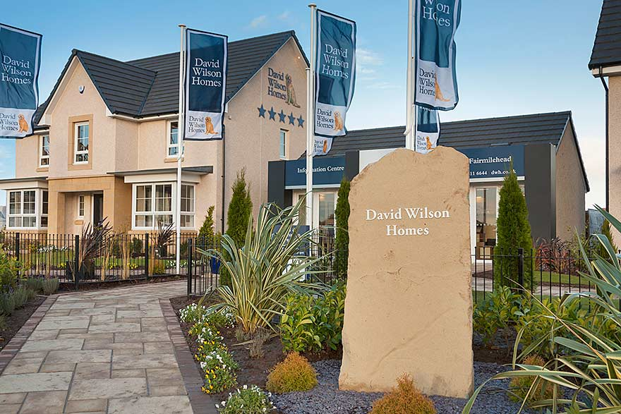david wilson homes to sponsor show garden avenue homes interiors