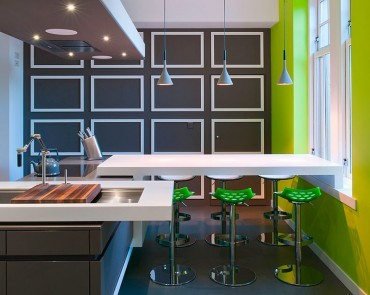 Designer KB Award for Kieron Bell and Kitchens International