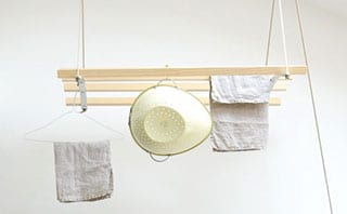 Customised laundry maid by deVOL