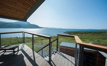 The coast is clear for zinc-clad new-build