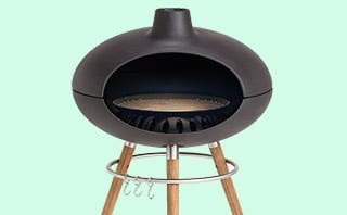Barbie grill – Morso Outdoor Living series