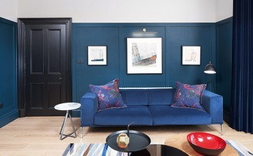 Adjustment bureau: Renovated 1900s first-floor flat
