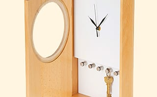 Clock wise: Seb's simple cuckoo design