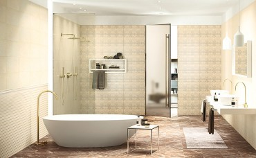 Mable arch: Novabell Visconti tiling