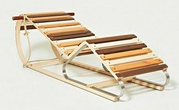 Kickback: Thomas Lemut lounge chair