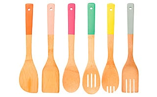 Take a dip: Quince bamboo utensils