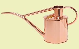 Carry the can: Marks & Spencer copper creation