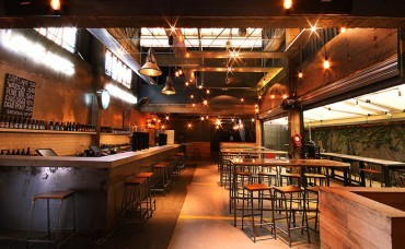Glasgow consultants shortlisted for restaurant & bar design award