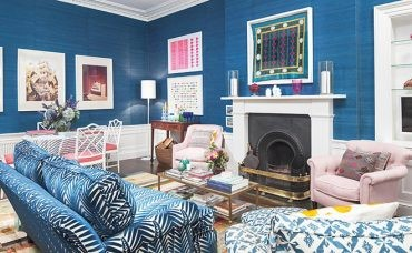 Period architecture gets a colourful facelift
