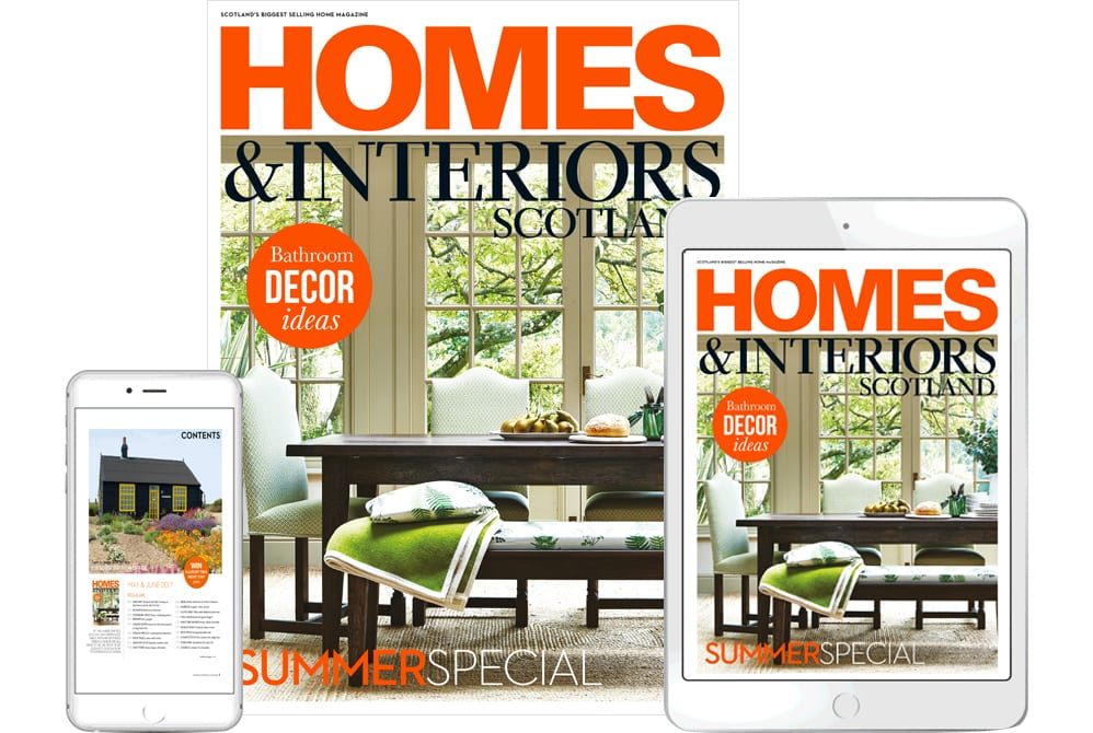 Download the Homes & Interiors Scotland App