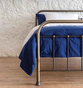 Wrought Iron & Brass Bed Company