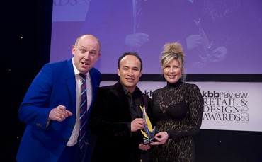 Colin Wong wins Bathroom Designer of the Year