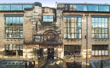 Mackintosh Building restoration moves forward