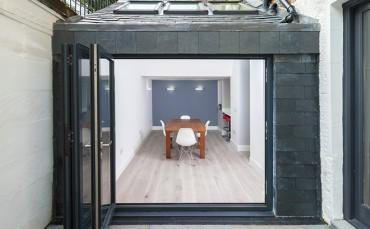 B-listed garden flat given a new lease of life