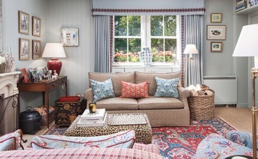 How one interior designer created 'country' without the 'twee'