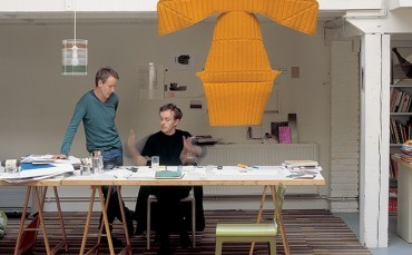 In the frame: Ronan and Erwan Bouroullec