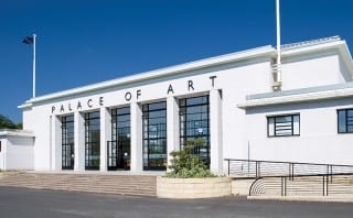 The Palace of Art