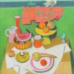 Panter & Hall Morrocco_Still_Life_with_Dove