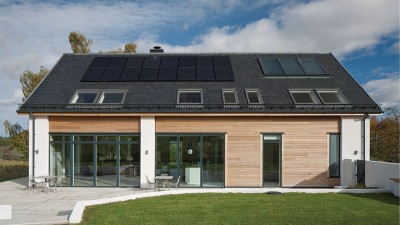 New build on the Moray Coast has flexible living space and impressive views