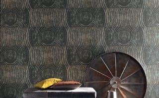 Tree Trunk wallpaper, Casamance