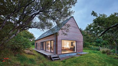Ardnamurchan project resulted in a high-spec property