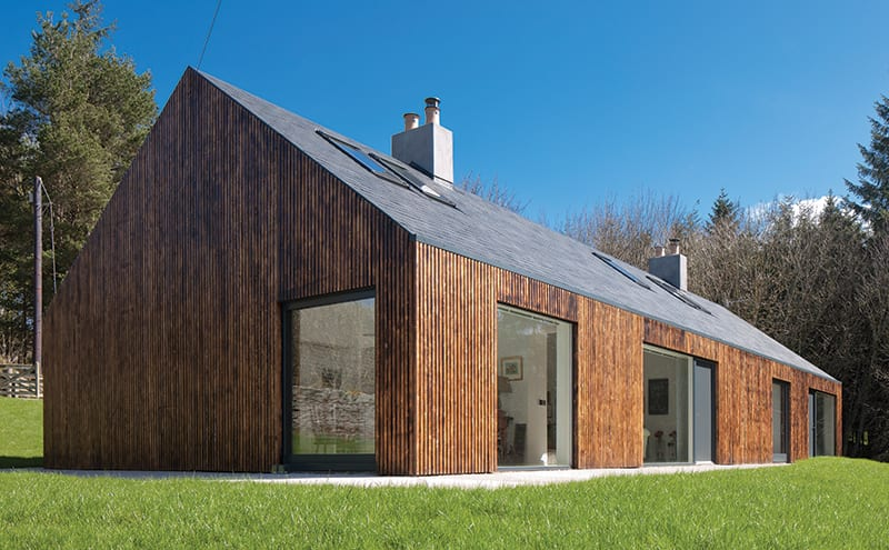 Renovation of a 1970s bungalow looks like a slick new for 1970s house renovation