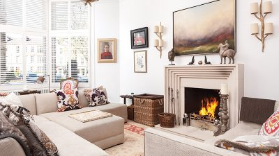 Catherine Henderson's home overhauled, ready for a new chapter in her life