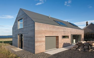 New house in Caithness has simplicity at its heart