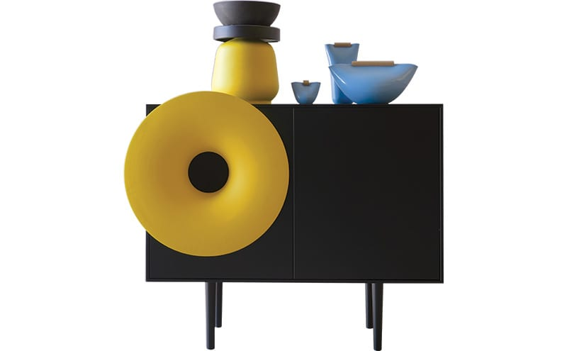 'musical sideboard' by Paolo Capello